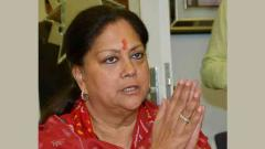 13 of 19 Rajasthan ministers lose elections