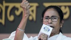 LokSabha 2019: Modi suffering from haratanka, trying to divide people on religious lines : Mamata Banerjee