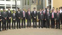 NAAC awards A+ grade to AISSMS' College of Engg
