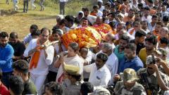 Smriti got Rahul's message 'loud and clear'