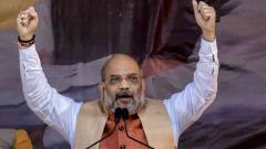 Shah slams Congress over illegal immigration in Assam, lauds Modi for avenging soldiers