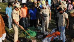 Negligence of people on tracks led to Amritsar tragedy