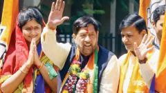 Bapat and Kul file nominations; Joshi ready for Cong campaign