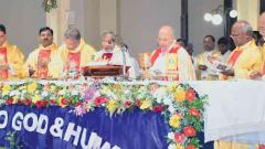 Papal Seminary's quasquicentennial jubilee celebrations conclude in the city
