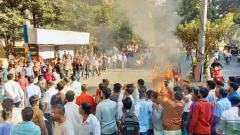 2 hurt in CNG blast in autorikshaw