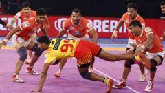 Paltan lose against nemesis Gujarat