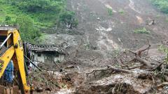 Landslide-prone hamlets obstructing PWD staffers