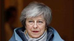 May warned of ouster if UK forced to fight Euro polls