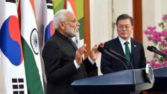 India, S Korea sign 6 pacts; to step-up cooperation in infrastructure, combating global crime