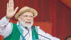 Modi not going to voters on his track record but on fear of terrorist