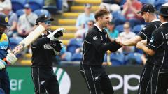 ICC Cricket World Cup 2019: : In-form Kiwis steamroll Sri Lanka