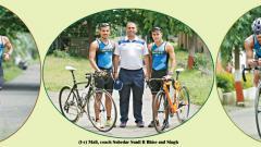 India shines abroad