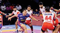 Dabang Delhi boys stomp Haryana 41-21