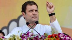 Rahul asks Modi to tell nation who released Masood Azhar from Indian jail