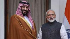 Terrorism, extremism common concerns: Saudi crown prince after talks with Modi