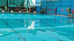 Swimming pools witness less turnout due to Ramzan