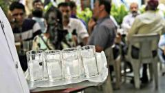 Hotels to serve half glass water to cut the wastage