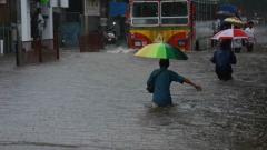 Heavy rain disrupts life for millions