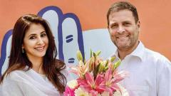 Actor Urmila Matondkar joins Cong