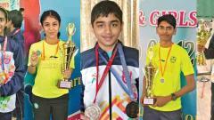 NKBA trainees shine for Maha team at School Nationals