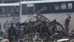 37 CRPF personnel killed in suicide attack in Kashmir
