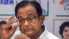 SC refuses to entertain Chidambaram's plea, says it has become infructuous