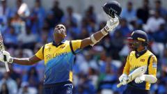 ICC Cricket World Cup 2019: Mathews' fighting hundred takes Sri Lanka to 264 for 7