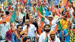 LokSabha 2019: Allies likely to push NDA tally near 300 mark: IANS-CVoter 2019 survey