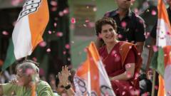LokSabha 2019: As Priyanka holds roadshows in Delhi, many see image of Indira Gandhi in her