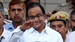 Chidambaram approaches Delhi HC for bail, challenges trial court remand order