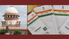 Explain any plan to link social media, Aadhaar: SC to govt