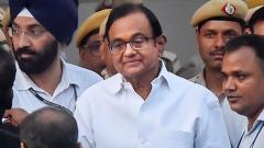 INX Media: SC grants interim protection to Chidambaram in ED case; no relief in CBI matter