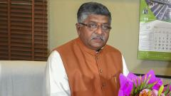 Telecom spectrum auction to be held this year: Prasad