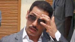 'Political witch-hunt' carrying on unceasingly against me: Vadra