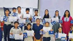 ESG holds workshop on 'Historic photography process'