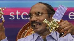 TN Govt honours ISRO chairman with Dr A P J Abdul Kalam award