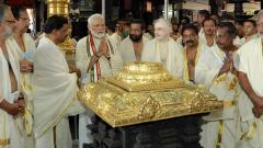 Kerala as dear to me as Varanasi, says PM Modi in Guruvayur