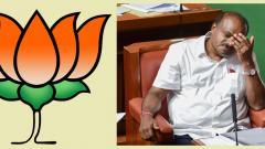 BJP seeks to move no-confidence motion against Kumaraswamy