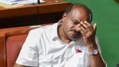 Karnataka BJP asks Kumaraswamy to resign immediately