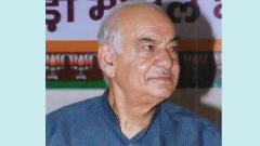 Ex-Delhi CM Khurana passes away at 83