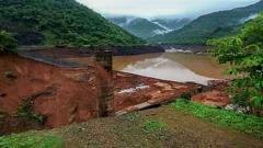 Nine dead, 16 missing in Maharashtra dam breach