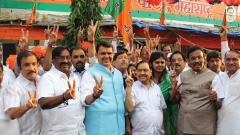 Walk at least 150 km for voter connect: Maha BJP to MLAs