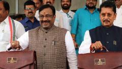 Maha Govt presents Rs 20,292 cr revenue deficit budget