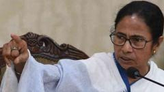 TMC alleges central forces 'intimidating' voters