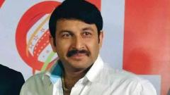 SC reserves order on contempt proceedings against BJP MP Manoj Tiwari