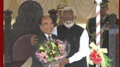 Zoramthanga sworn in as new Mizoram CM