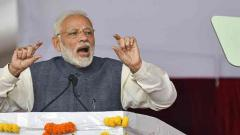 Modi accuses Cong of protecting 1984 riot culprits, takes jibe at Kamal Nath