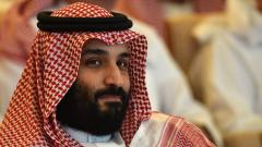 Saudi crown prince says kingdom isn't seeking war in region