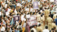 Bandh observed to protest murder of trader in Pimpri
