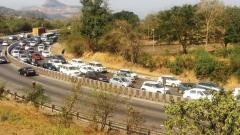 Tourists throng Lonavla, Khandala for year-end vacation